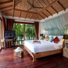 Отель Tango Luxe Beach Villa Samui Таиланд, Самуи - 1 отзыв об отеле, цены и фото номеров - забронировать отель Tango Luxe Beach Villa Samui онлайн комната для гостей