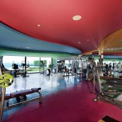 Granada Luxury Resort & Spa Турция, Аланья - 1 отзыв об отеле, цены и фото номеров - забронировать отель Granada Luxury Resort & Spa онлайн фитнесс-зал фото 3