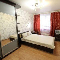 Отель Flats of Moscow Flat Krasnogvardeyskaya Москва комната для гостей фото 2