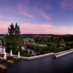 Отель Michlifen Ifrane Suites & Spa балкон