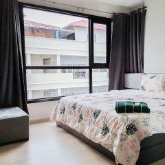 Отель The Base Pattaya by Smart Delight Паттайя комната для гостей