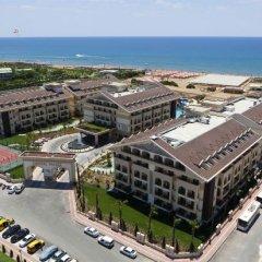 Отель Crystal Palace Luxury Resort & Spa - All Inclusive Сиде пляж