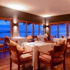 Отель Adaaran Prestige Ocean Villas Мальдивы, Северный атолл Мале - отзывы, цены и фото номеров - забронировать отель Adaaran Prestige Ocean Villas онлайн питание фото 2