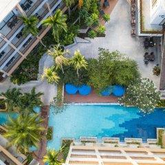 Отель Deevana Plaza Krabi бассейн