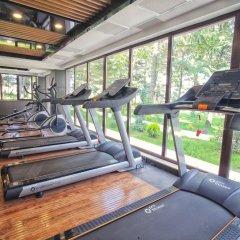 Bolu Koru Hotels Spa & Convention Турция, Болу - отзывы, цены и фото номеров - забронировать отель Bolu Koru Hotels Spa & Convention онлайн фитнесс-зал фото 3