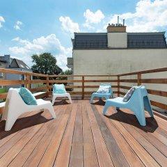 Апартаменты Lion Apartments - Monte Deluxe балкон