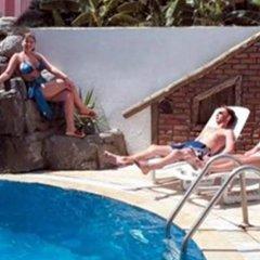 Le Blu Hotel бассейн