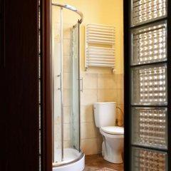 Отель Sopockie Apartamenty Retro Сопот ванная