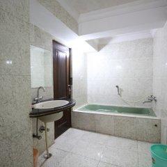 Отель Grand Arjun Индия, Райпур - отзывы, цены и фото номеров - забронировать отель Grand Arjun онлайн ванная фото 2