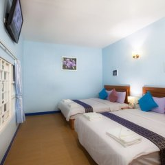 Отель Blue House Beach комната для гостей фото 5