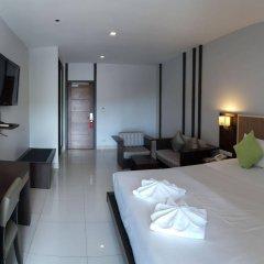 Отель April Suites Pattaya Паттайя комната для гостей фото 5