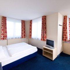 Отель ACHAT Comfort Messe-Leipzig комната для гостей фото 3