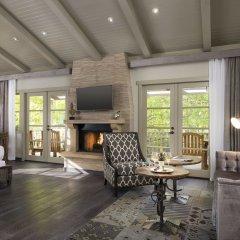Отель Bernardus Lodge & Spa комната для гостей фото 4