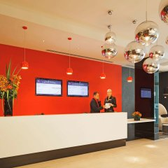 Отель Ibis London Blackfriars интерьер отеля