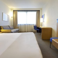 Отель Novotel Genova City Италия, Генуя - 6 отзывов об отеле, цены и фото номеров - забронировать отель Novotel Genova City онлайн комната для гостей
