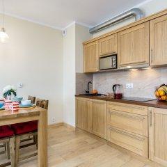 Апартаменты Elite Apartments Cityview Center Гданьск в номере