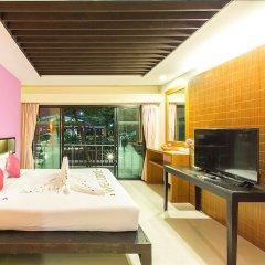 Отель Phuvaree Resort Пхукет комната для гостей фото 2