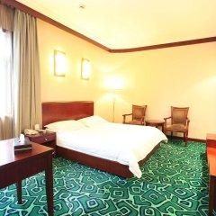 Shanghai Yueyang Hotel комната для гостей