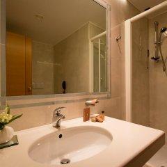 Hotel San Domenico Al Piano Матера ванная