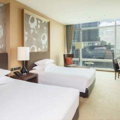 Отель Eastin Grand Hotel Sathorn Таиланд, Бангкок - 10 отзывов об отеле, цены и фото номеров - забронировать отель Eastin Grand Hotel Sathorn онлайн комната для гостей фото 4