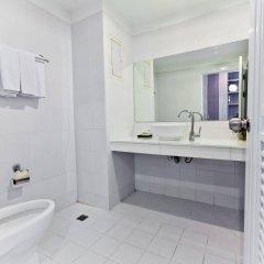 Отель The Platinum Suite ванная