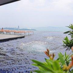 Отель 1Br Centric Sea 115 With Infinity Pool Паттайя пляж
