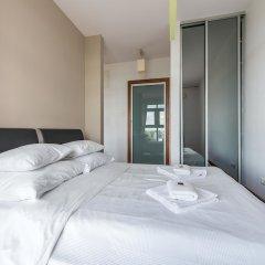 Апартаменты P&O Apartments Arkadia Варшава комната для гостей фото 5