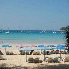 Отель Ricos Bungalows Kata пляж фото 2