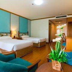 KU Home Hotel комната для гостей