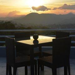 Отель Theva Residency балкон