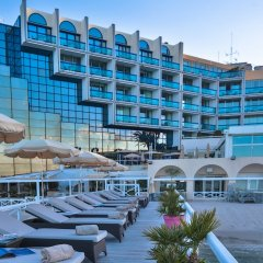 Splendid Hotel & Spa Nice пляж