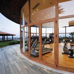 Отель Moevenpick Resort & Spa Sousse Сусс фитнесс-зал