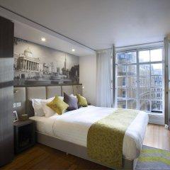 Отель Citadines Trafalgar Square London комната для гостей фото 5