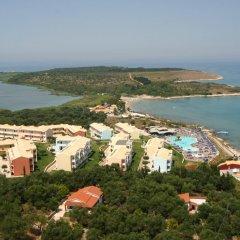 Отель Mareblue Beach Корфу пляж