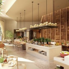 Отель Al Manara, a Luxury Collection Hotel, Saraya Aqaba Иордания, Акаба - 1 отзыв об отеле, цены и фото номеров - забронировать отель Al Manara, a Luxury Collection Hotel, Saraya Aqaba онлайн питание фото 2