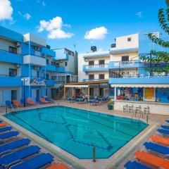 Апартаменты Natali Apartments бассейн