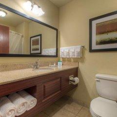 Отель Cobblestone Inn & Suites – St. Mary's ванная