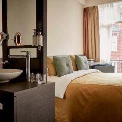 Отель Park Centraal Amsterdam 4* Улучшенный номер с различными типами кроватей фото 6