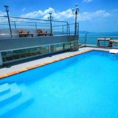 Отель iHome Nha Trang Вьетнам, Нячанг - 1 отзыв об отеле, цены и фото номеров - забронировать отель iHome Nha Trang онлайн бассейн фото 3
