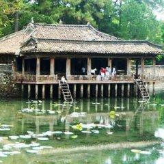Отель River View Hotel Вьетнам, Хюэ - отзывы, цены и фото номеров - забронировать отель River View Hotel онлайн приотельная территория