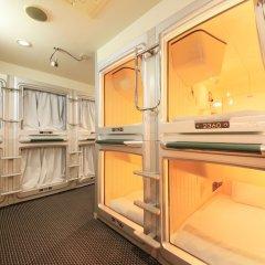 Отель Capsule and Sauna Century Япония, Токио - отзывы, цены и фото номеров - забронировать отель Capsule and Sauna Century онлайн фото 10