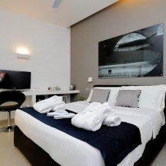Отель Urben Suites Apartment Design Италия, Рим - 1 отзыв об отеле, цены и фото номеров - забронировать отель Urben Suites Apartment Design онлайн комната для гостей фото 4