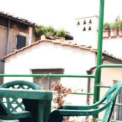 Отель Esperanza Италия, Флоренция - отзывы, цены и фото номеров - забронировать отель Esperanza онлайн балкон