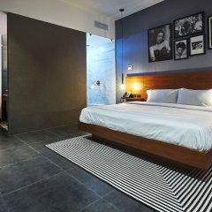 Отель Marquee Playa Hotel Мексика, Плая-дель-Кармен - отзывы, цены и фото номеров - забронировать отель Marquee Playa Hotel онлайн комната для гостей фото 3
