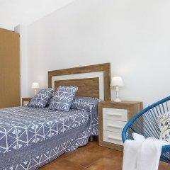 Отель Santa Susanna Skyline Apartment Испания, Санта-Сусанна - отзывы, цены и фото номеров - забронировать отель Santa Susanna Skyline Apartment онлайн комната для гостей фото 4