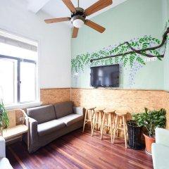 Отель Shanghai Nanjing Road Youth Hostel Китай, Шанхай - отзывы, цены и фото номеров - забронировать отель Shanghai Nanjing Road Youth Hostel онлайн комната для гостей фото 2