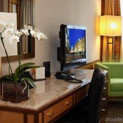 Отель Intercontinental Prague Прага удобства в номере