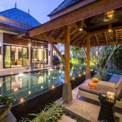 Отель The Bell Pool Villa Resort Phuket бассейн фото 2