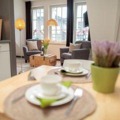 Отель Stadtbleibe Apartments Германия, Лейпциг - отзывы, цены и фото номеров - забронировать отель Stadtbleibe Apartments онлайн в номере фото 2