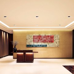 Отель Four Points By Sheraton Seoul, Namsan интерьер отеля